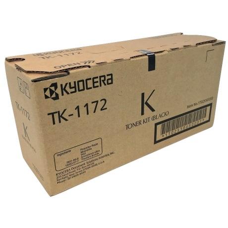 Tk 1172 Toner Cartridge Kyocera Mita Genuine Oem Black
