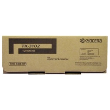 TK-3102 Toner Cartridge - Kyocera Mita Genuine OEM (Black)