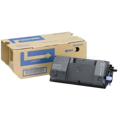 TK-3132 Toner Cartridge - Kyocera Mita Genuine OEM (Black)