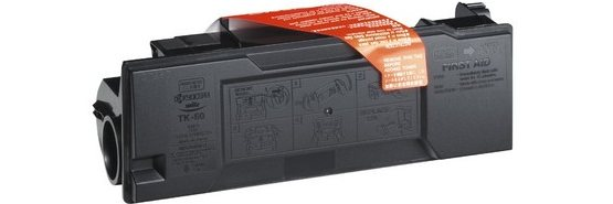 TK-60 Toner Cartridge - Kyocera Mita Compatible (Black)
