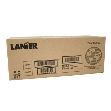 Lanier 406683 Toner Cartridge - Lanier Genuine OEM (Black)