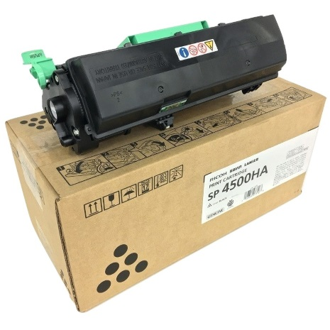 Lanier 407316 Toner Cartridge - Lanier Genuine OEM (Black)