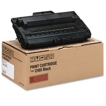 Lanier 412660 Toner Cartridge - Lanier Genuine OEM (Black)