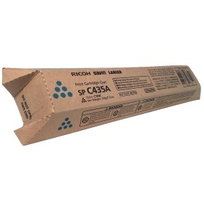 Lanier 821246 Toner Cartridge - Lanier Genuine OEM (Cyan)