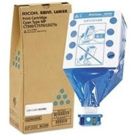 Lanier 841358 Toner Cartridge - Lanier Genuine OEM (Cyan)