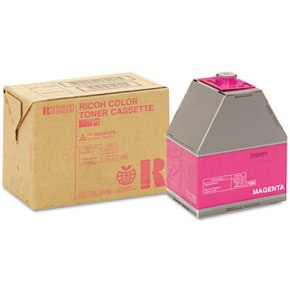 Lanier 884902 Toner Cartridge - Lanier Genuine OEM (Magenta)