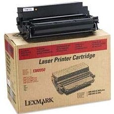 1380950 Toner Cartridge - Lexmark Genuine OEM (Black)