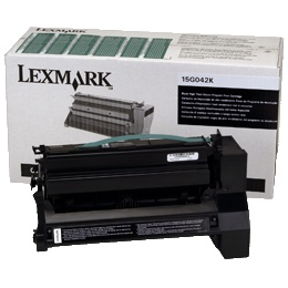 15G042K Toner Cartridge - Lexmark Genuine OEM (Black)