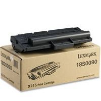 18S0090 Toner Cartridge - Lexmark Genuine OEM (Black)