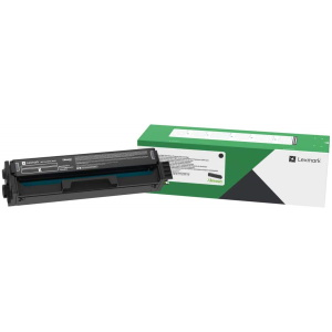 20N1HK0 Toner Cartridge - Lexmark Genuine OEM (Black)