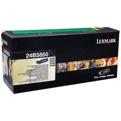 24B5850 Toner Cartridge - Lexmark Genuine OEM (Black)