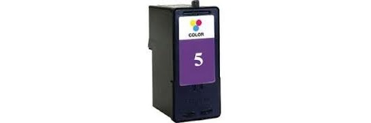 Lexmark #5 Ink Cartridge - Lexmark Remanufactured (Color)