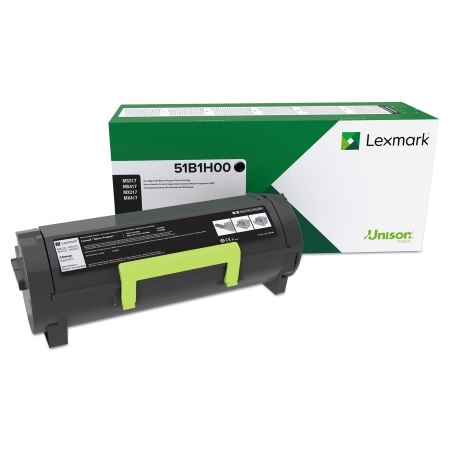 51B1H00 Toner Cartridge - Lexmark Genuine OEM (Black)