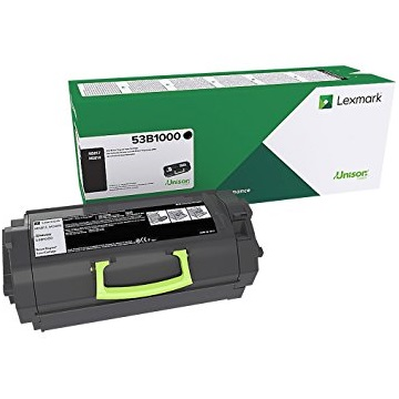 53B1000 Toner Cartridge - Lexmark Genuine OEM (Black)