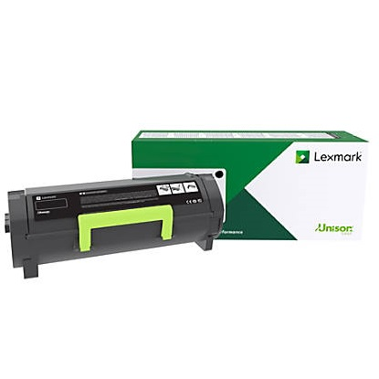 56F1H00 Toner Cartridge - Lexmark Genuine OEM (Black)
