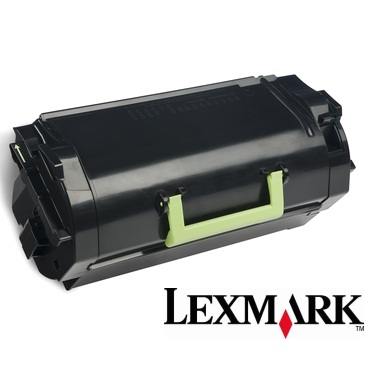62D1H00 Toner Cartridge - Lexmark Genuine OEM (Black)