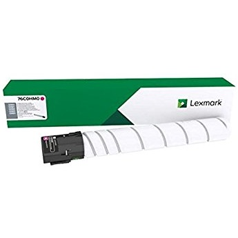 76C0HM0 Toner Cartridge - Lexmark Genuine OEM (Magenta)