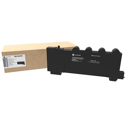 78C0W00 Waste Toner Bottle - Lexmark Genuine OEM