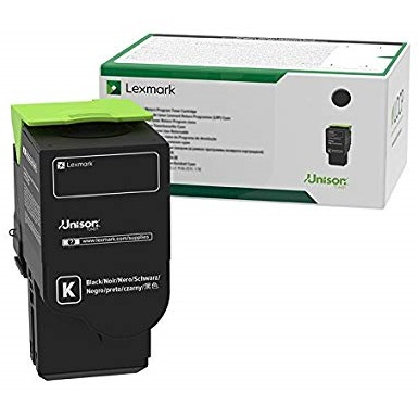 C241XK0 Toner Cartridge - Lexmark Genuine OEM (Black)