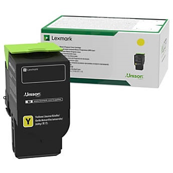 C241XY0 Toner Cartridge - Lexmark Genuine OEM (Yellow)