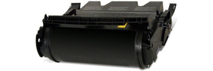 X651A11A Toner Cartridge - Lexmark Remanufactured (Black)