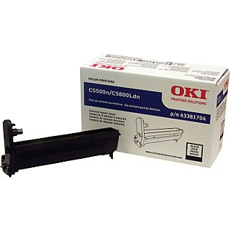 43381704 Image Drum - Okidata Genuine OEM (Black)