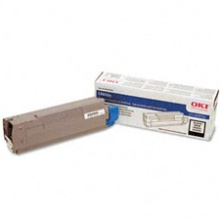 43487736 Toner Cartridge - Okidata Genuine OEM (Black)