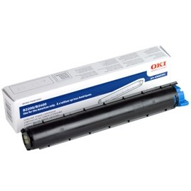 43640301 Toner Cartridge - Okidata Genuine OEM (Black)