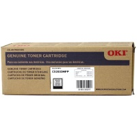 43865768 Toner Cartridge - Okidata Genuine OEM (Black)