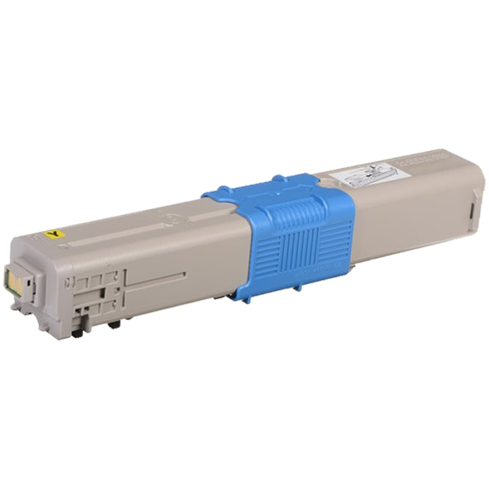 44469701 Toner Cartridge - Okidata Remanufactured (Yellow)