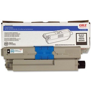 44469801 Toner Cartridge - Okidata Genuine OEM (Black)