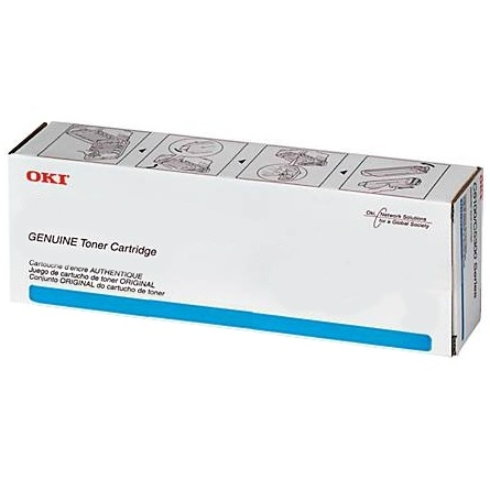 45396223 Toner Cartridge - Okidata Genuine OEM (Cyan)
