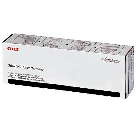 45643508 Toner Cartridge - Okidata Genuine OEM (Black)