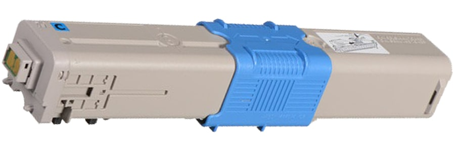 46508703 Toner Cartridge - Okidata Compatible (Cyan)