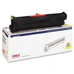 52115901 Toner Cartridge - Okidata Genuine OEM (Yellow)