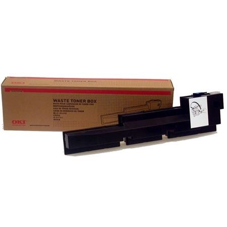 57102401 Waste Toner Box - Okidata Genuine OEM