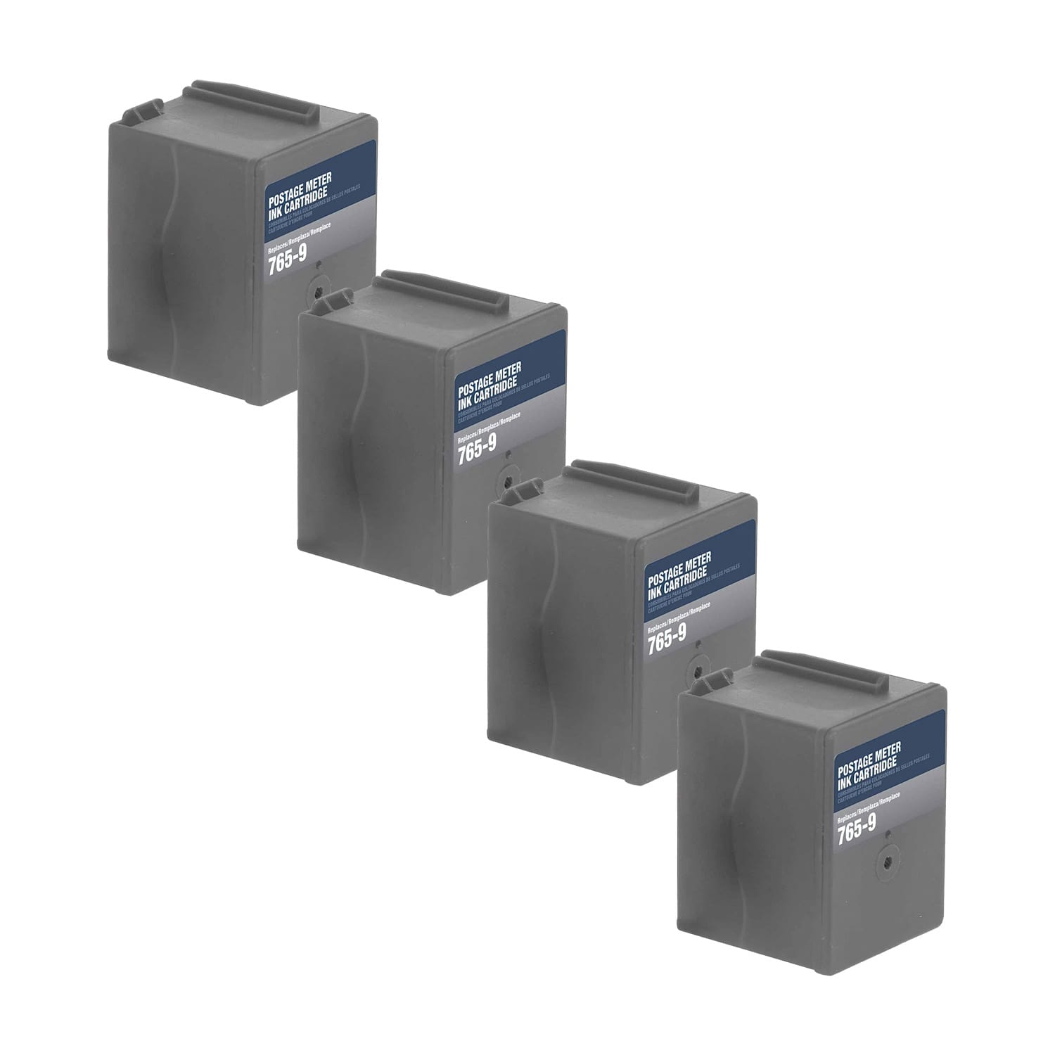Compatible Pitney Bowes 765-9 Inkjet Pack - 4 Cartridges