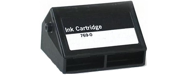 769-0 Ink Cartridge - Pitney Bowes Compatible (Red)