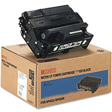 Ricoh 400942 Toner Cartridge - Ricoh Genuine OEM (Black)