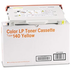 Ricoh 402073 Toner Cartridge - Ricoh Genuine OEM (Yellow)