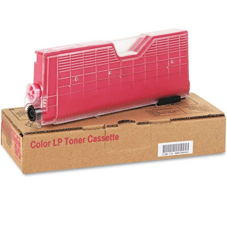 Ricoh 402554 Toner Cartridge - Ricoh Genuine OEM (Magenta)
