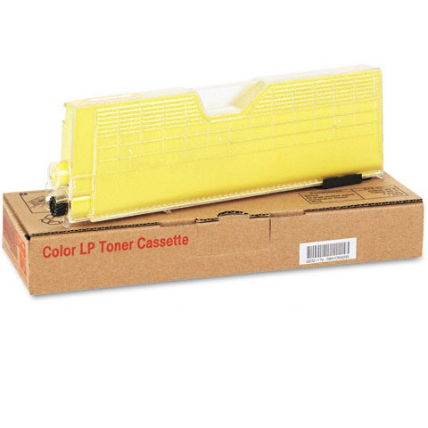 Ricoh 402555 Toner Cartridge - Ricoh Genuine OEM (Yellow)