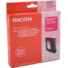 Ricoh 405534 Ink Cartridge - Ricoh Genuine OEM (Magenta)