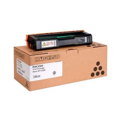 Ricoh 406046 Toner Cartridge - Ricoh Genuine OEM (Black)