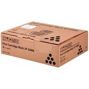 Ricoh 406212 Toner Cartridge - Ricoh Genuine OEM (Black)