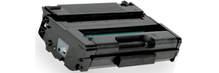 Ricoh 406465 Toner Cartridge - Ricoh Compatible (Black)