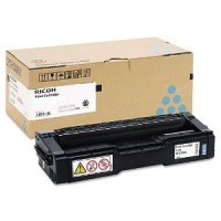Ricoh 406476 Toner Cartridge - Ricoh Genuine OEM (Cyan)