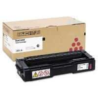 Ricoh 406477 Toner Cartridge - Ricoh Genuine OEM (Magenta)