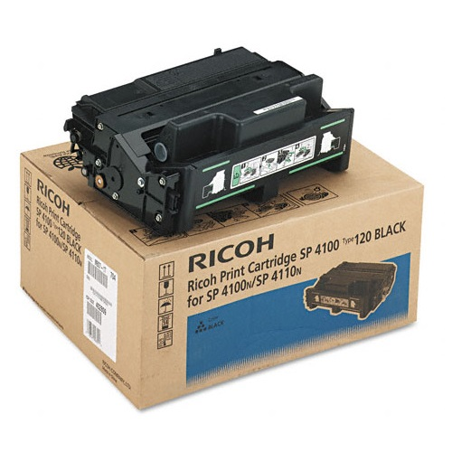 Ricoh 406997 Toner Cartridge - Ricoh Genuine OEM (Black)