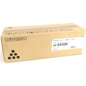 Ricoh 407507 Toner Cartridge - Ricoh Genuine OEM (Black)